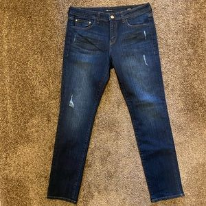 NWOT !iT Collective Skinny ankle jeans